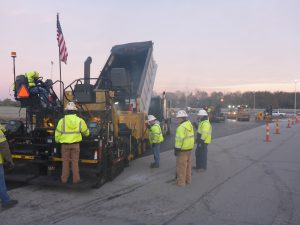 Paving Projects and the Benefits of Winter or Early Spring Bidding | Benchmark Inc